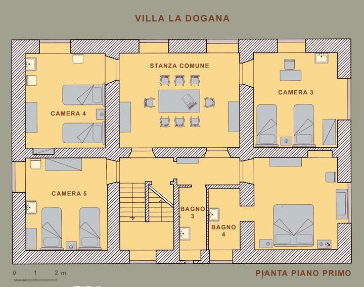Divano grande stanza piccola il miglior design di for 4 piani di camera da letto